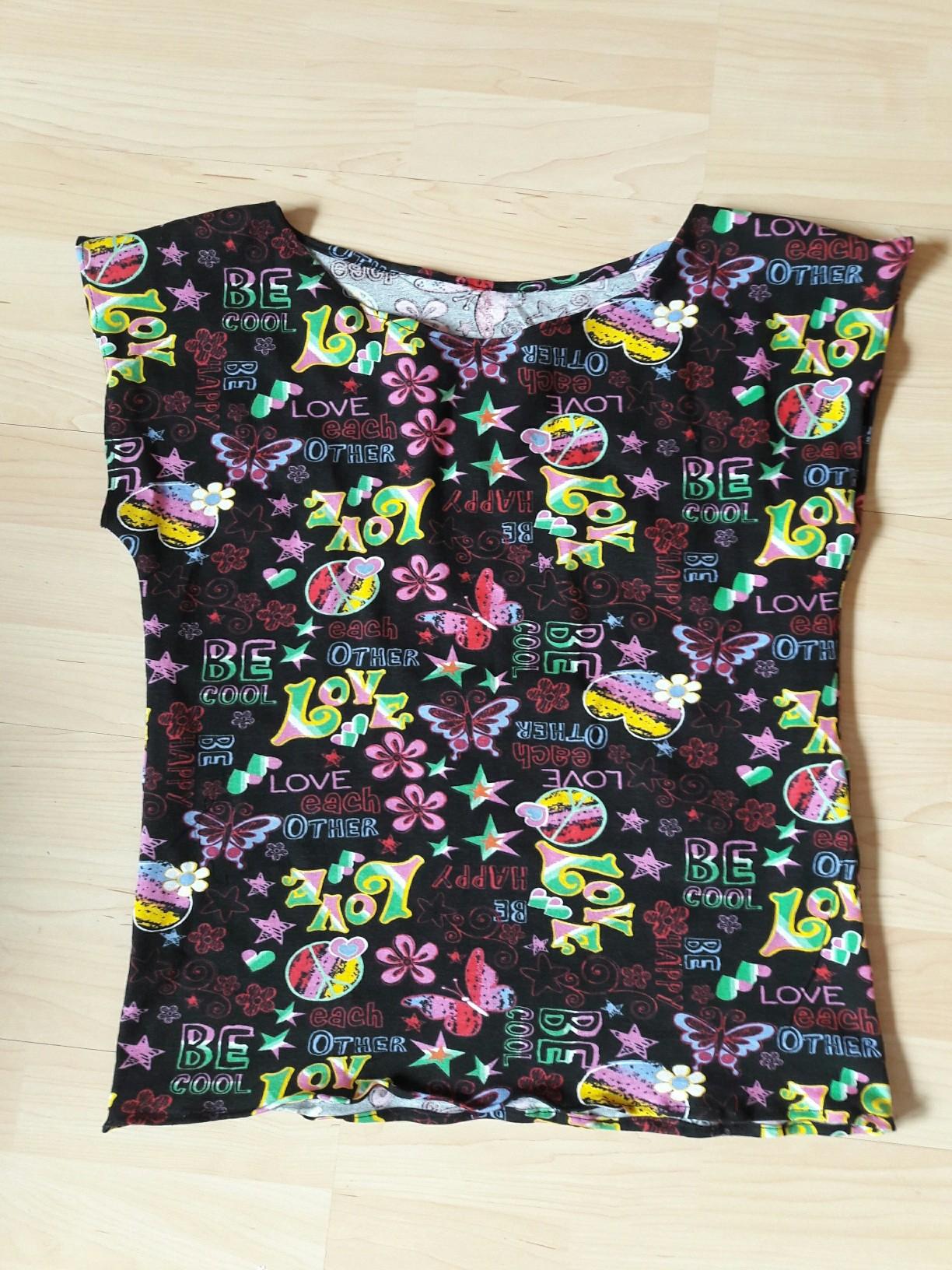 T-Shirt / Kimono Tee nähen » VestMade